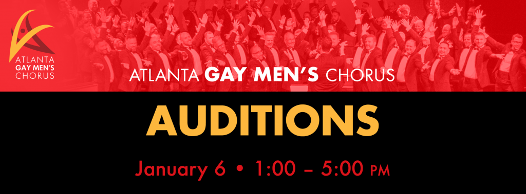 Auditions for gay